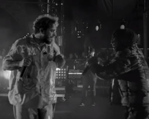 Watch Post Malone & Swae Lee Releases The In-Studio Video For 'Sunflower'