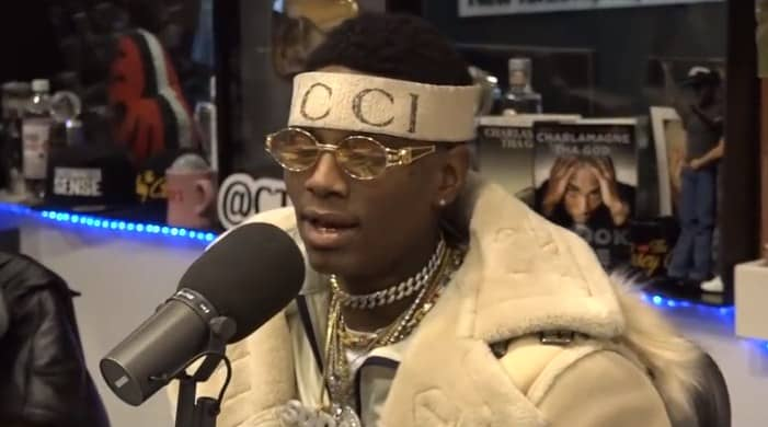 Watch Soulja Boy Talks Kanye West, Drake, Tyga, Chris Brown & More on The Breakfast Club