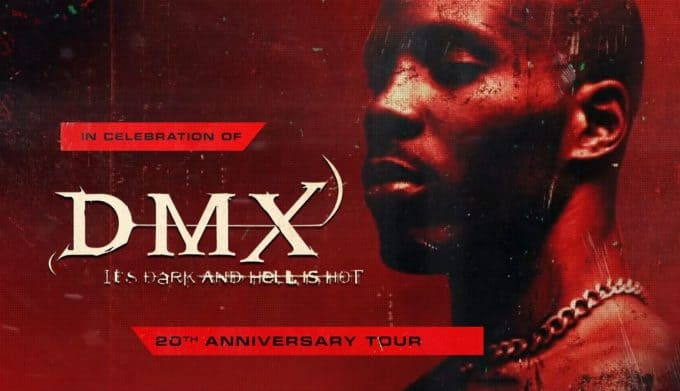 DMX Announces It's Dark and Hell is Hot 20th Anniversary Tour