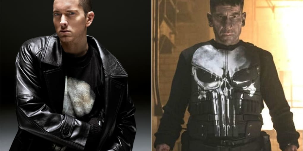 Eminem is Furious on Netflix for Canceling The Punisher