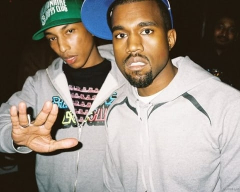 Kanye West, Pharrell & Vic Mensa Debuts A New Song For Gentle Monster's 'Collection 13' Campaign