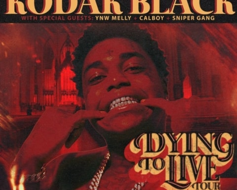 Kodak Black Announces 'The Dying To Live' North American Tour