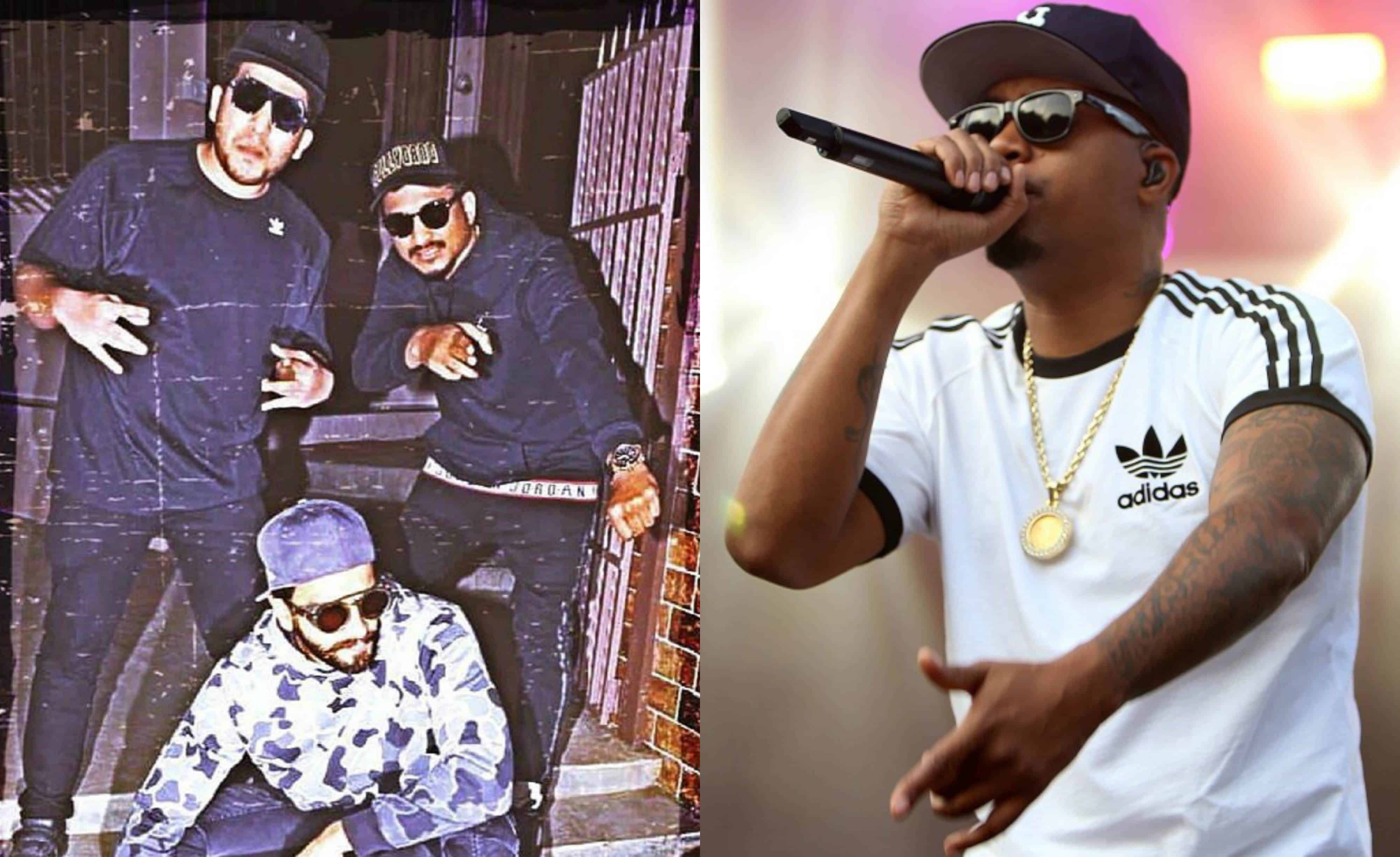 Nas Joins Indian Rappers Divine & Naezy for a New Song 'NY Se Mumbai'