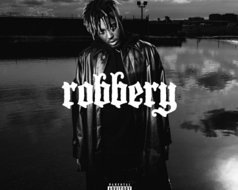 New Music Juice WRLD - Robbery