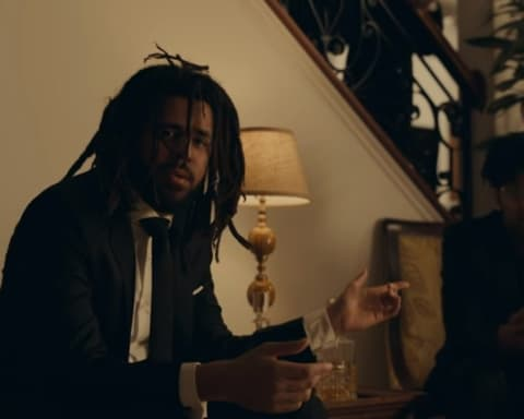 New Video 21 Savage (Ft. J. Cole) - A Lot