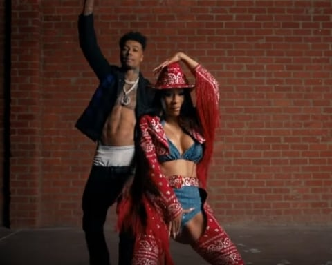 New Video Blueface (ft. Cardi B) - Thotiana Remix