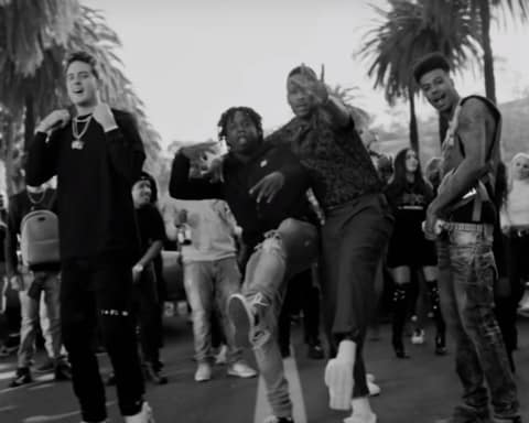New Video G-Eazy & Blueface - West Coast (Ft. ALLBLACK & YG)
