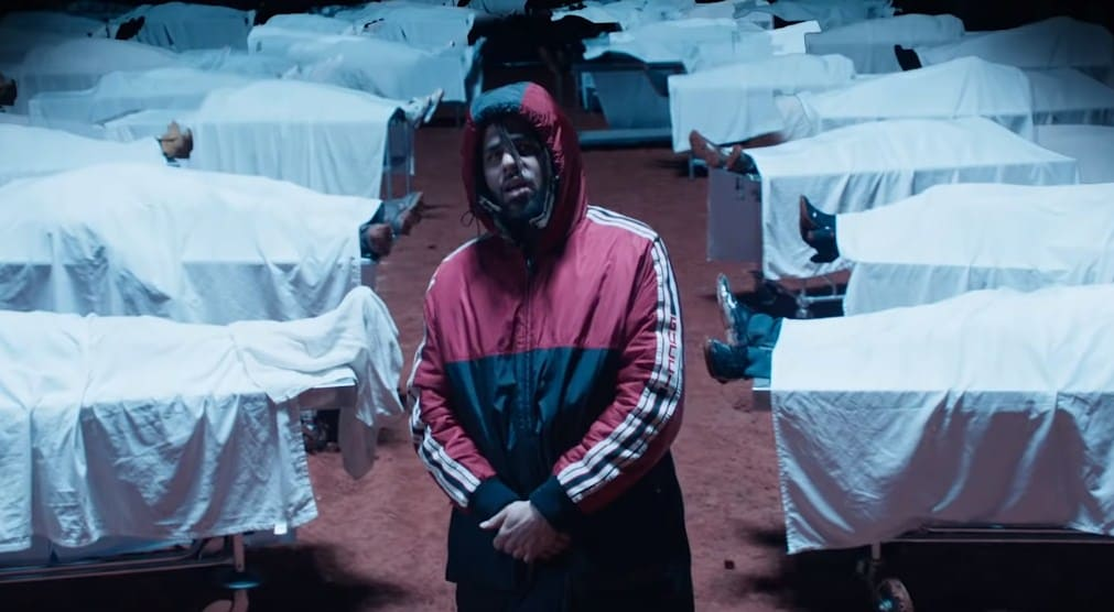 New Video J. Cole - MIDDLE CHILD
