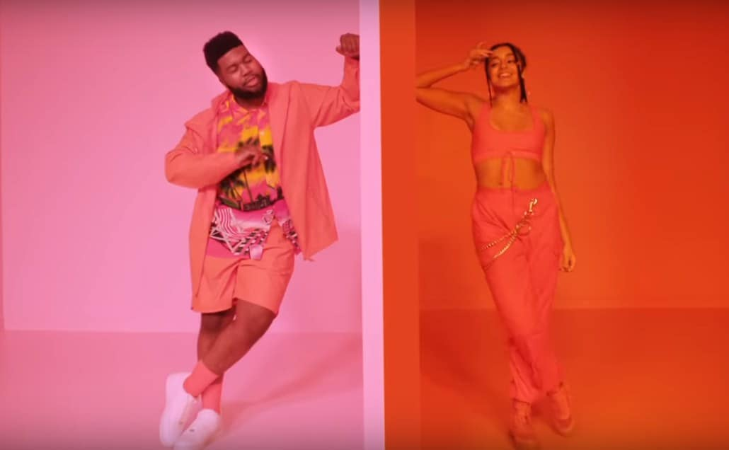 New Video Khalid - Talk