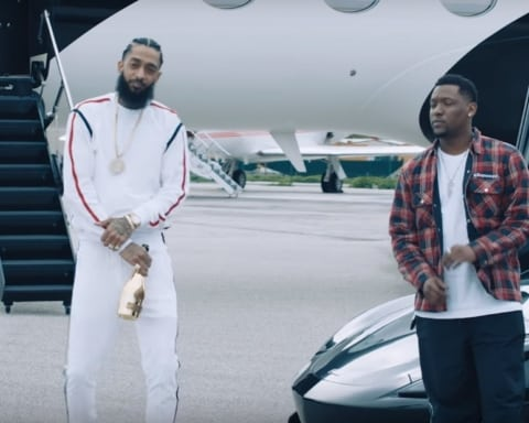 New Video Nipsey Hussle - Racks In The Middle (ft. Hit-Boy & Roddy Ricch)