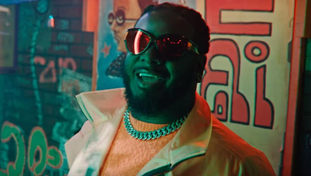 New Video T-Pain (ft. O.T. Genasis) - A Million Times