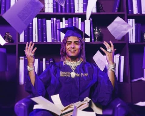 Stream Lil Pump's New Album 'Harverd Dropout' feat. Kanye West, Lil Wayne, YG, Quavo & More