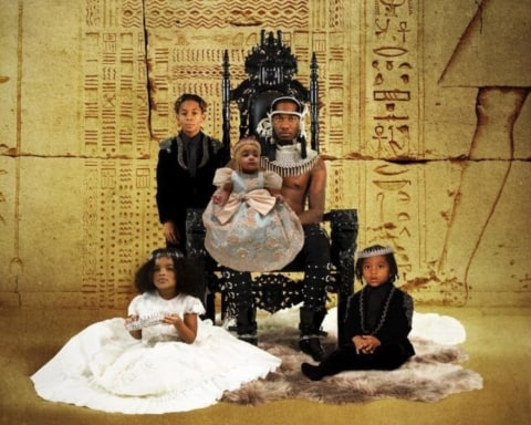 Stream Offset's Solo Debut Album 'Father of 4' feat. Travis Scott, Cardi B, Quavo, Gunna & More