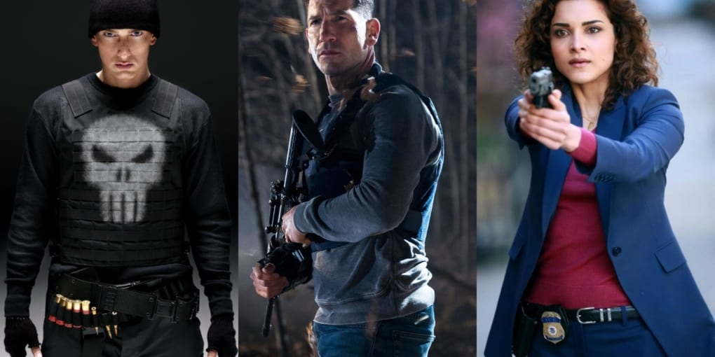 'The Punisher' Cast Reacts to Eminem's Support for the Show