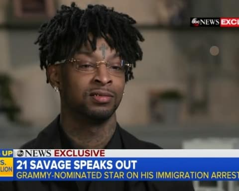 Watch 21 Savage's New Interview on Good Morning America
