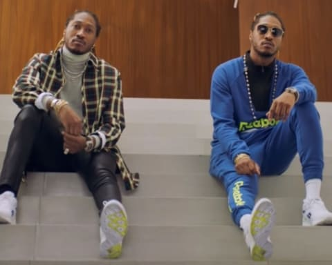 Watch Future Stars in 'Future vs. Hndrxx' Reebok Commercial