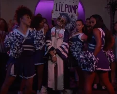 Watch Lil Pump Performs 'Be Like Me' on Jimmy Kimmel Live