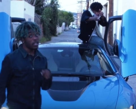 Watch Lil Uzi Vert & Playboi Carti's Unreleased Video For 'Left Right'