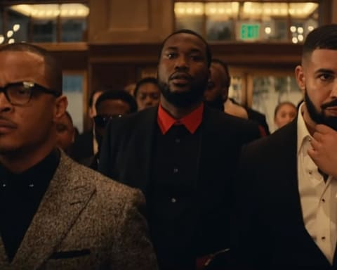 Watch Meek Mill & Drake drops 'Going Bad' video starring Nipsey Hussle, T.I. & More