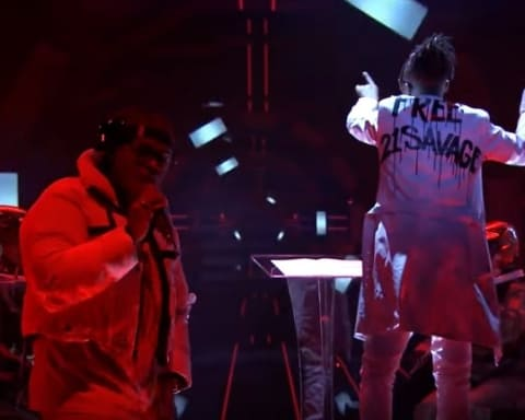 Watch Metro Boomin & Gunna Performs 'Space Cadet' on Jimmy Fallon Show