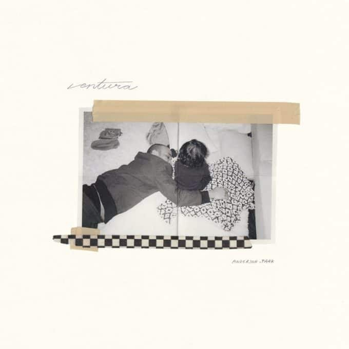 Anderson .Paak Reveals 'Ventura' Cover Art & Track List; Drops A New Song 'King James'