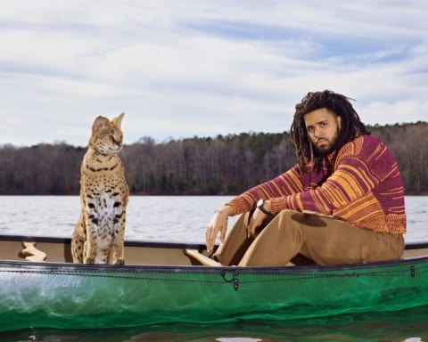 J. Cole Covers GQ Magazine; Talks Not Winning Grammy, Collaborations, Fatherhood & More