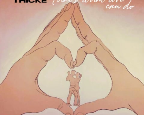 New Music Robin Thicke - That's What Love Can Do