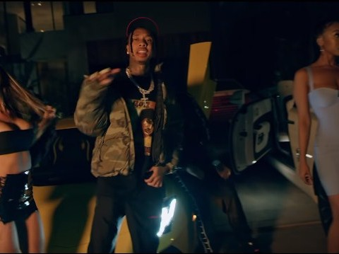New Video Post Malone (Ft. Roddy Ricch & Tyga) - Wow. (Remix)