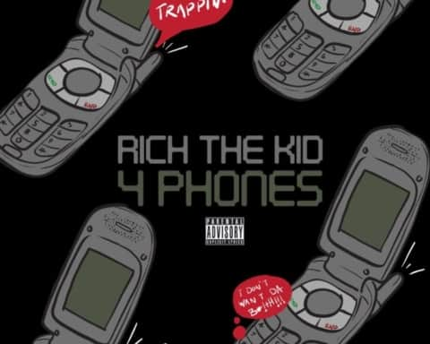 Rich The Kid Drops A New Song '4 Phones'; Reveals 'The World Is Yours 2' Release Date