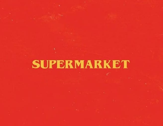 Stream Logic's Soundtrack to his Debut Novel 'Supermarket'
