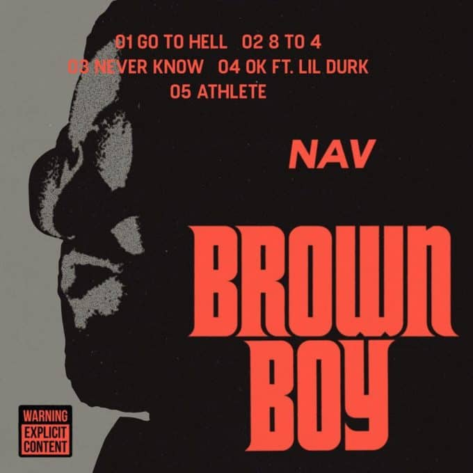 Stream NAV's New 'Brown Boy' EP