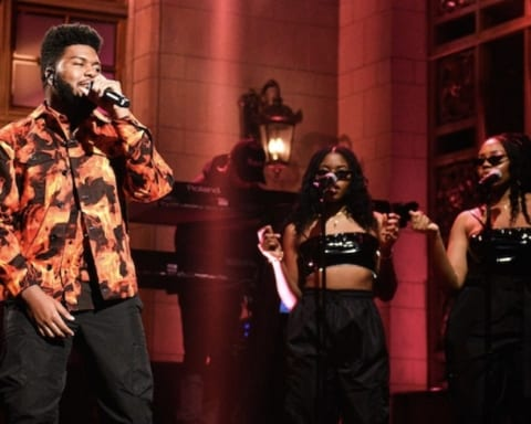 Watch Khalid Performs 'Talk' & 'Better' on Saturday Night Live