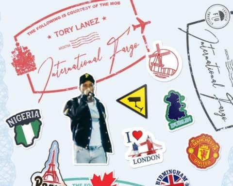 Listen Tory Lanez Drops A New Mixtape 'International Fargo'