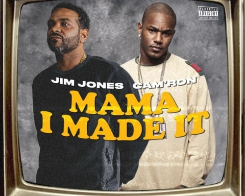 New Music Jim Jones - Mama I Made It (Ft. Cam'ron)