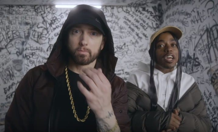 New Video Boogie & Eminem - Rainy Days (Behind The Scenes)
