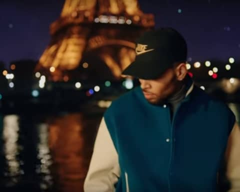 New Video Chris Brown - Back To Love