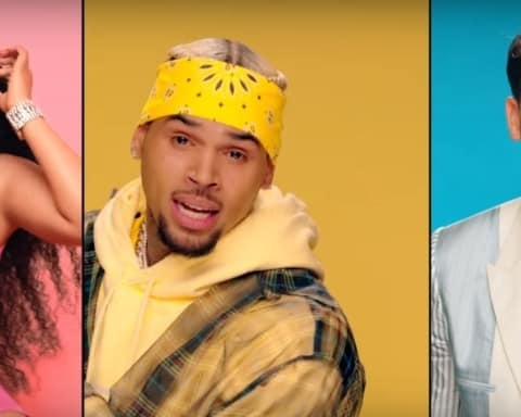 New Video Chris Brown (Ft. Nicki Minaj & G-Eazy) - Wobble Up
