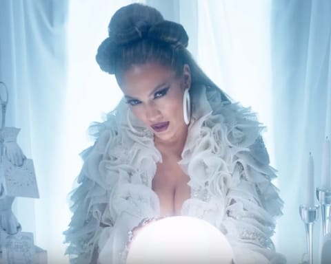 New Video Jennifer Lopez (Ft. French Montana) - Medicine