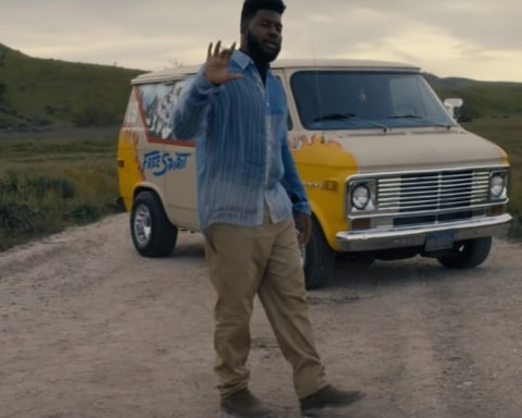 New Video Khalid - Free Spirit