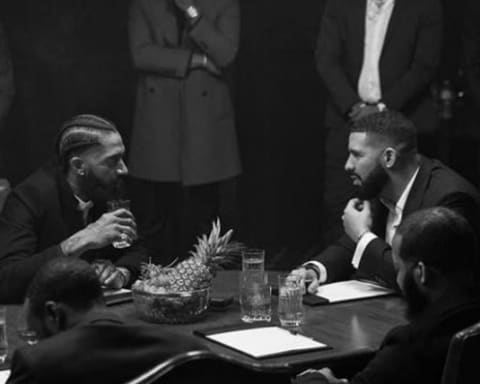 Watch Drake Pays Tribute to Nipsey Hussle at his London Show