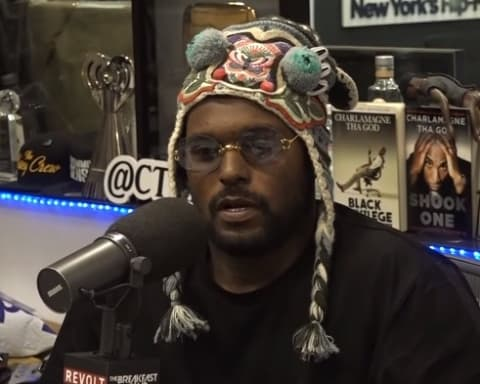 Watch ScHoolboy Q's Interview on The Breakfast Club