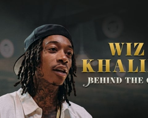 Watch Wiz Khalifa's New Apple Music Documentary 'Behind The Cam'