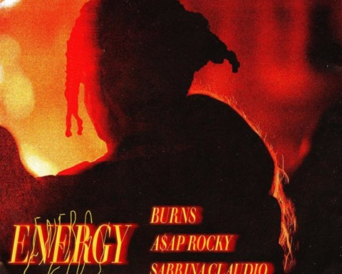 New Music BURNS, ASAP Rocky & Sabrina Claudio - Energy