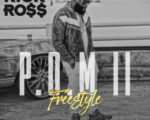 New Music Rick Ross - Port of Miami II Freestyle