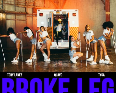 New Music Tory Lanez - Broke Leg (Ft. Quavo & Tyga)