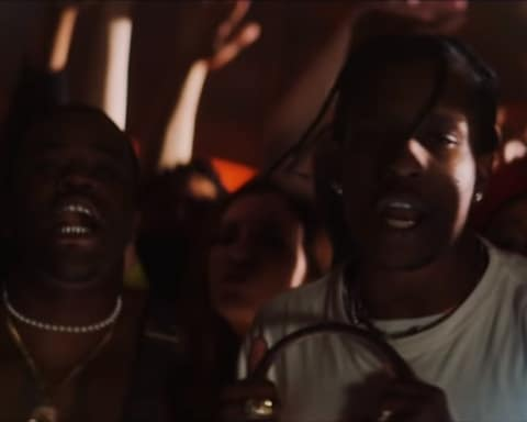 New Video ASAP Ferg (Ft. ASAP Rocky) - Pups