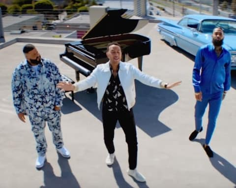New Video DJ Khaled - Higher (Ft. Nipsey Hussle & John Legend)
