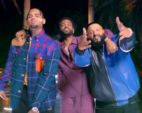 New Video DJ Khaled - Jealous (Ft. Chris Brown, Lil Wayne & Big Sean)