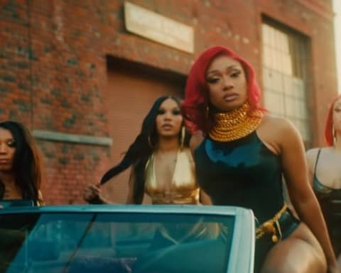 New Video Megan Thee Stallion - Realer