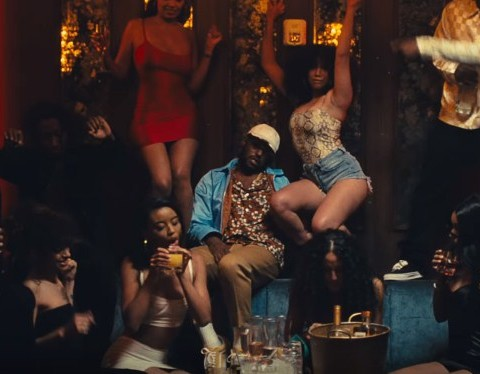 New Video ScHoolboy Q (Ft. 21 Savage) - Floating
